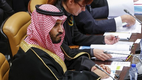 We could be in for an even wilder ride on oil prices now that a millennial Saudi prince is in charge