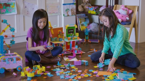 The toys that will actually teach your girls engineering skills