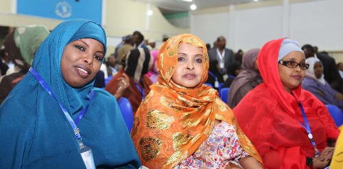 Somalia is now in the hands of a young, diverse set of parliamentarians