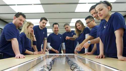 Apple is so persnickety about design it tells third-party makers how to screw in screws