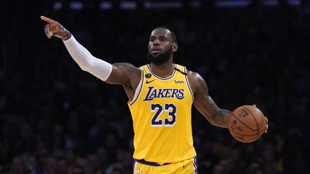 The NBA returns tonight, and it'll look like nothing you've seen before