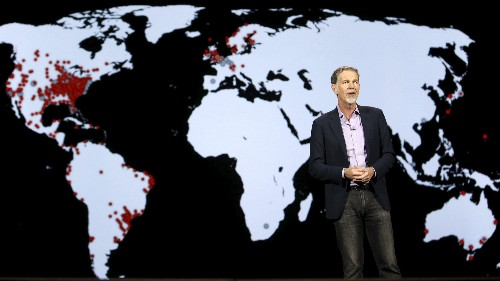 Netflix's CEO thinks every country should have its own Reliance Jio
