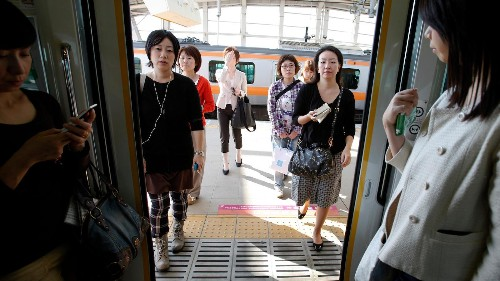 Japan wants more women to work—but what do women get in return?