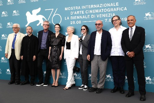 The Venice Film Festival 2019 only features two female directors