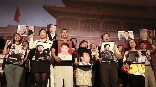 China is refusing to give a dozen political prisoners life-saving medical treatment