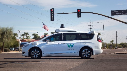 Waymo is readying a ride-hailing service that could directly compete with Uber