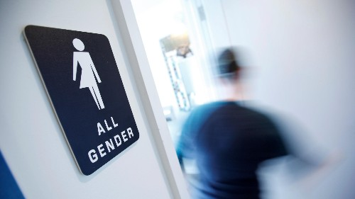 The gendered public bathroom is actually a modern invention
