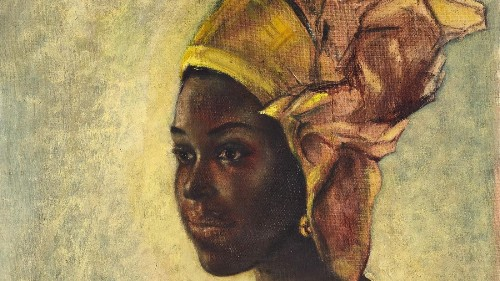 A recently found Ben Enwonwu painting has sold at seven times its valuation for $1.4 million