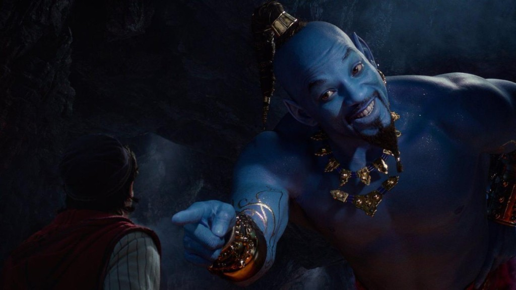 """The """"Aladdin"""" trailer proves some things should stay as cartoons"""