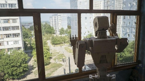 Robots are taking our white collar jobs, too