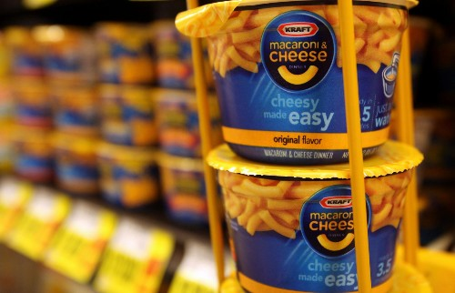 Kraft issued a huge recall of macaroni-and-cheese after finding a batch laced with metal