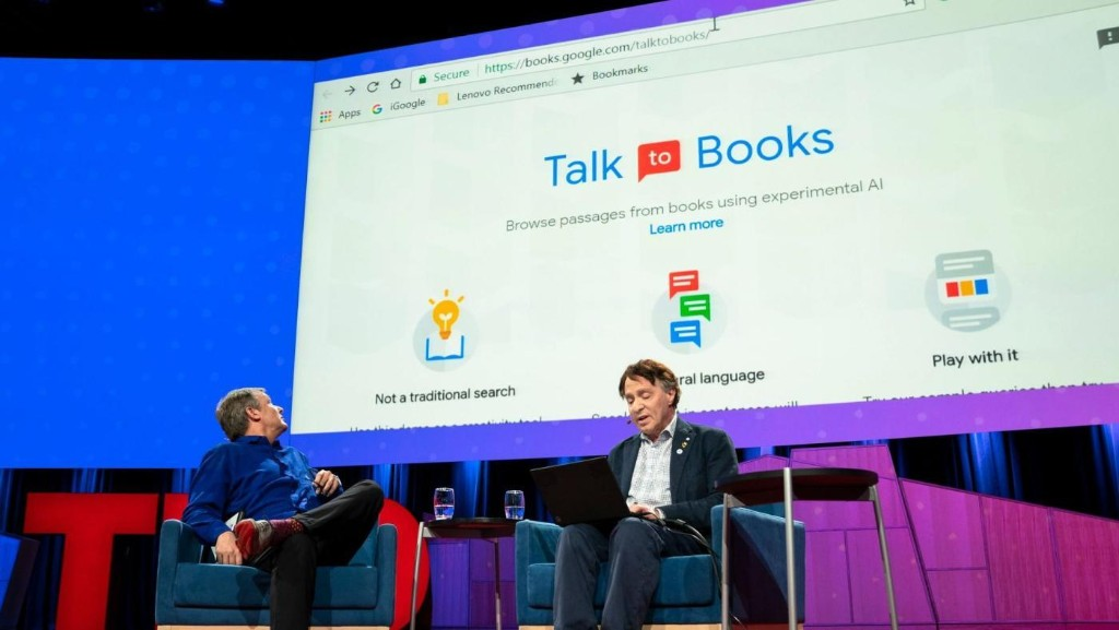 Google's astounding new search tool will answer any question by reading thousands of books