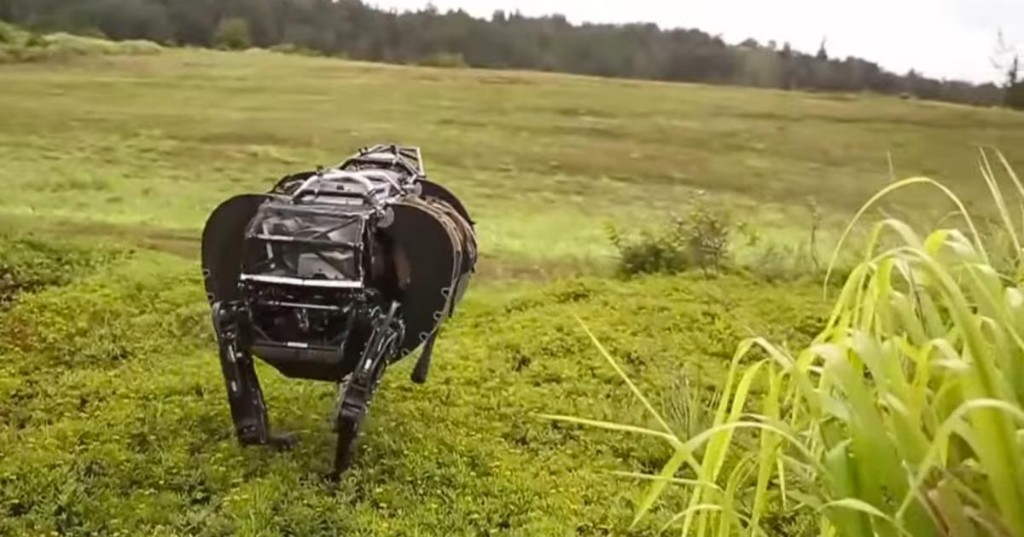 The US Marines won't be using Google's robot dogs because they fail a pretty basic test