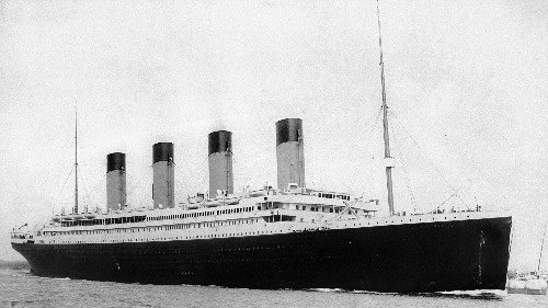 The discovery of the Titanic wreck was a front for a secret US military mission