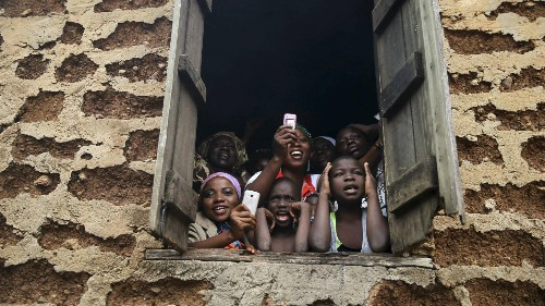 How mobile phones changed Africa
