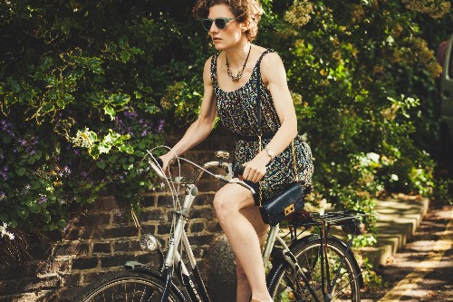 Bicycles were once blamed for making riders—especially women—crazy