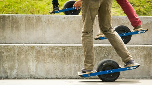 """US Marshals raided a Chinese """"hoverboard"""" company in Las Vegas"""