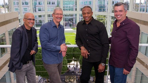 Apple is about to change streaming music—and Spotify should be worried