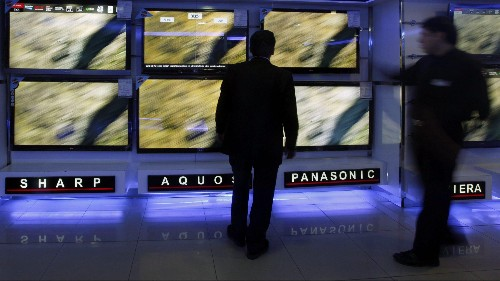The origin of your TV set is a simple lesson in the dangers of ignoring globalization