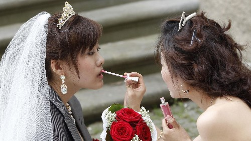 It's so dangerous being a bridesmaid in China that some brides are hiring professionals instead
