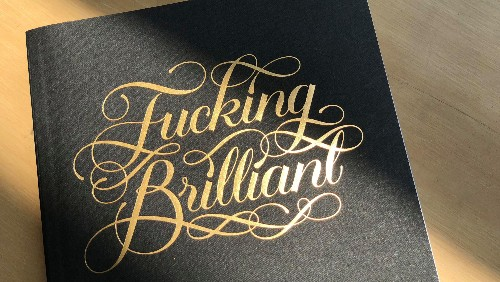 Calligraphy, penmanship and lettering fans unleash their angst