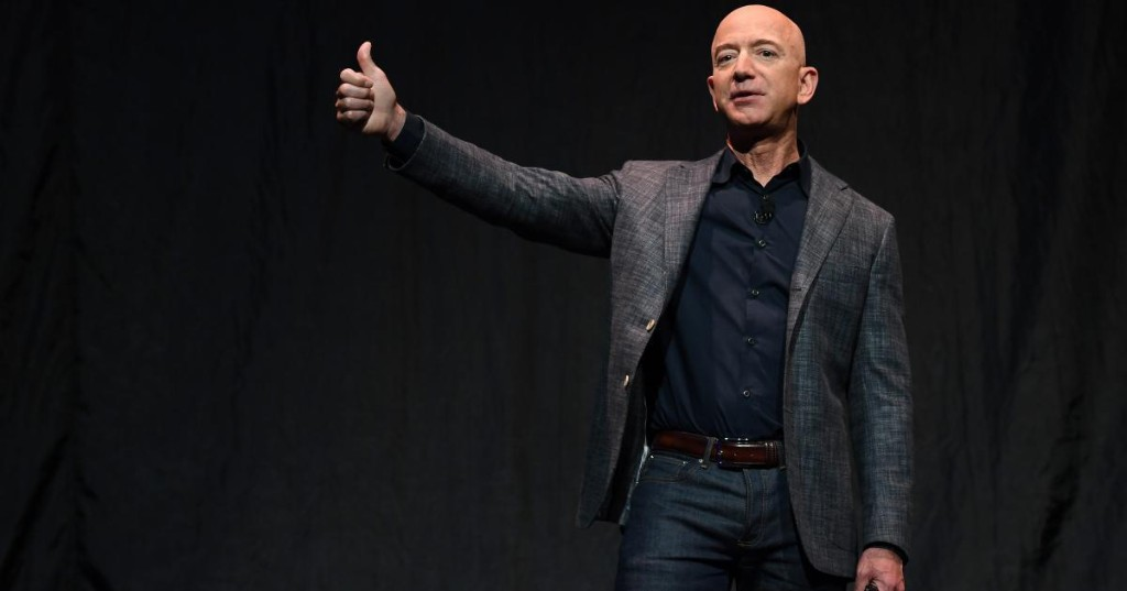 Jeff Bezos just became the latest big tech name to invest in an African fintech startup