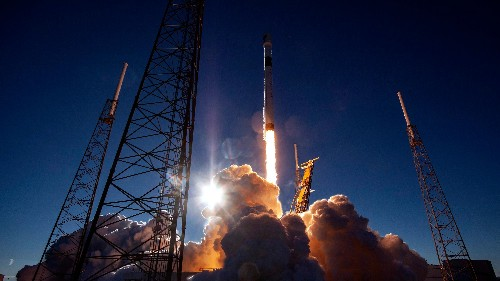 SpaceX delivers a freebie launch today after destroying a satellite in 2016