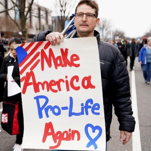 HHS's Alex Azar making anti-abortion speak official government language
