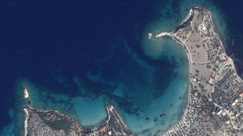 Researchers just unearthed a lost island in the Aegean