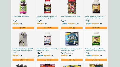 You don't need a Costco membership to buy Kirkland products
