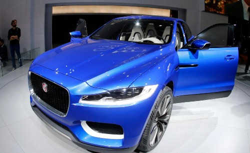 Jaguar deigns to offer cheaper cars and SUVs that rival BMW and Mercedes