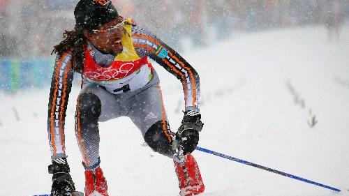 The long route to winning the first African gold at the Winter Olympics