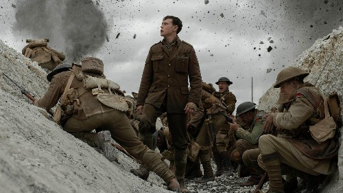 "2020 Oscars: ""1917"" is clear frontrunner for best picture"
