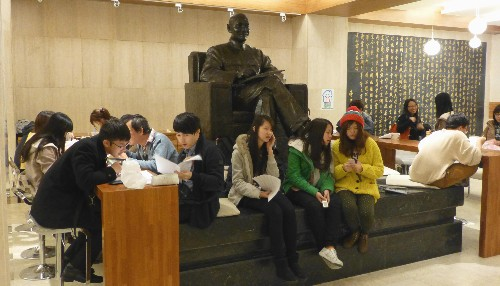 Taiwanese universities may be self-censoring political discussion to attract Chinese students