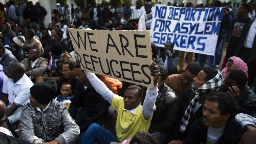 Israel will pay new civilian immigration inspectors $9,000 bonuses to deport African migrants