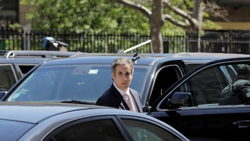AT&T's email explaining payments to Trump lawyer Michael Cohen