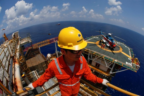 South China Sea's oil and natural gas pretty important after all