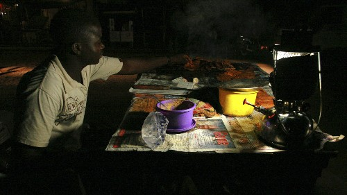 Nigeria's electricity crisis is so bad that people are spending three times more running back-up generators