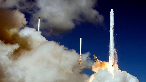 Elon Musk says SpaceX's latest rocket exploded after a single strut snapped