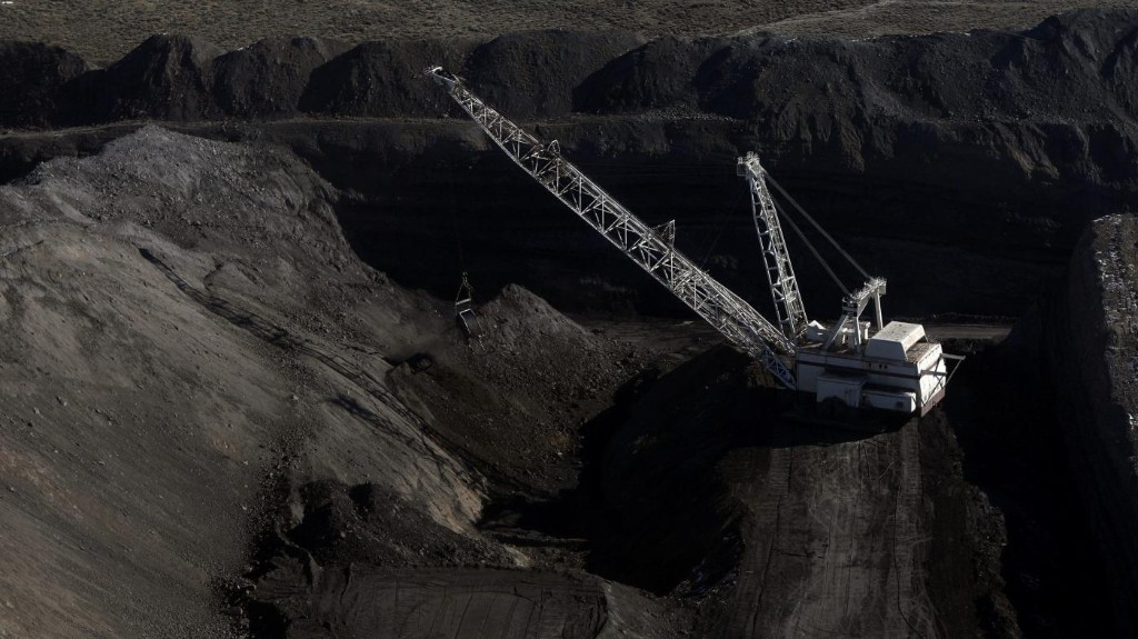 The coal industry is finally closing more plants than it's building