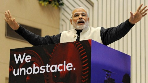 Modi dazzles with promises, but is it enough to kickstart India's startup engine?
