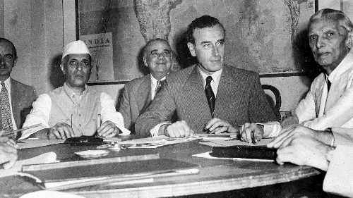 Why the India-Pakistan partition suited the British empire
