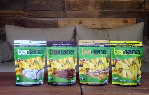 Dried, chewy bananas are every health food trend in one snack