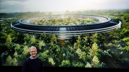 Apple's new $5 billion campus has a 100,000-square-foot gym and no daycare
