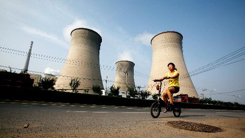 Beijing's deadly air pollution has forced it to close all of its large coal-power plants