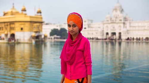 Stunning portraits show the diversity of beauty in India, across age and class