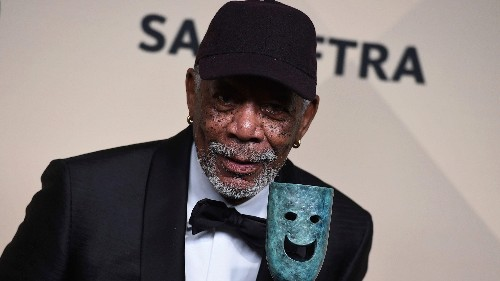 Morgan Freeman accused of sexual harassment or inappropriate behavior by 8 women