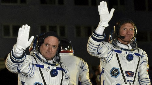 This astronaut is sacrificing his body to go to space for 1,000 days