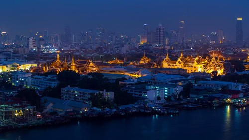 London and Bangkok are the most popular tourist destinations on the planet