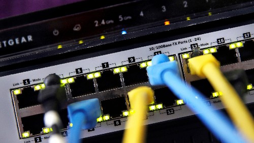 In California, it's going to be illegal to make routers with weak passwords
